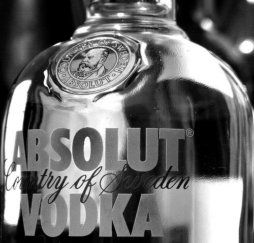 Tampon mit wodka einführen